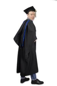 Мантия выпускника Англия (разные цвета) возможен прокат